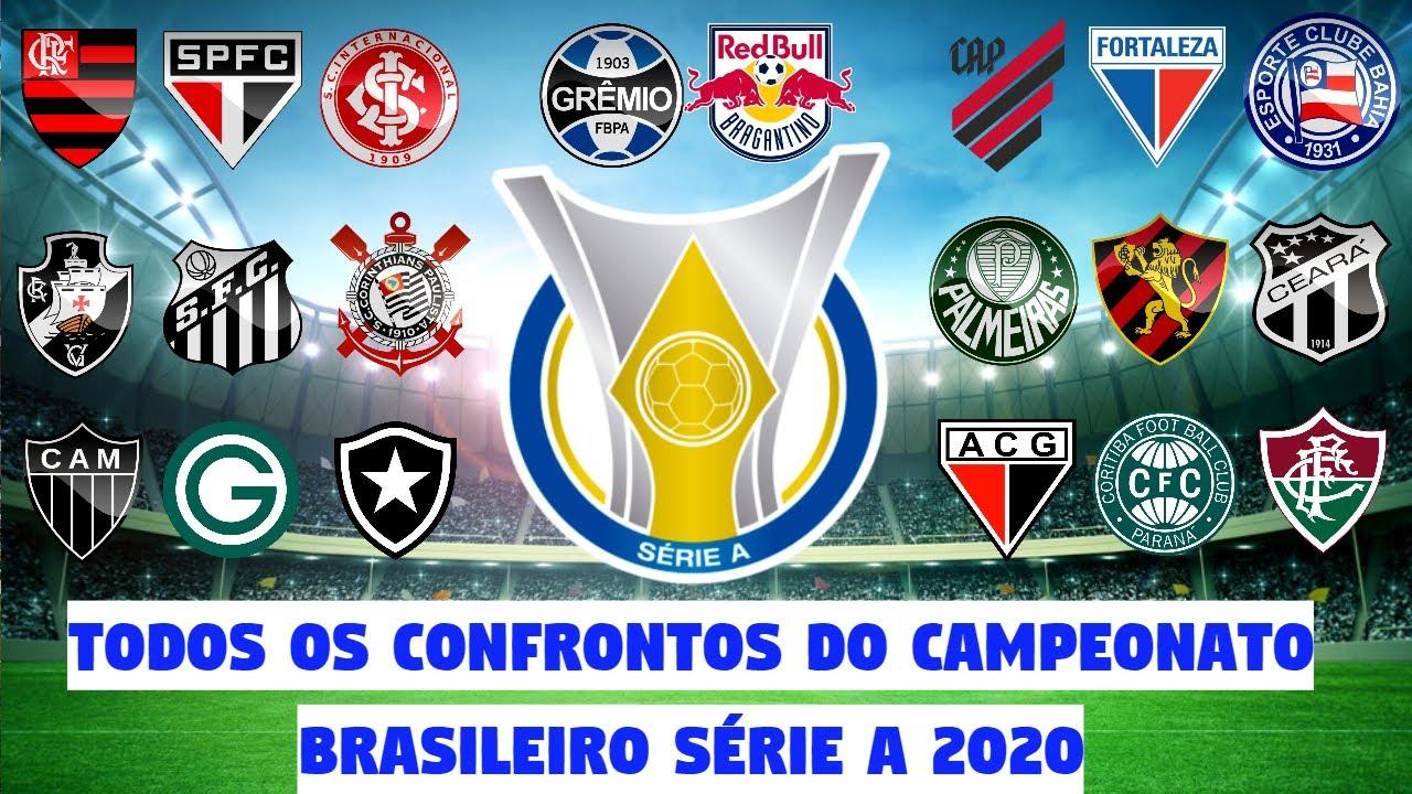 Brasileirao 2020 Tabela De Classificacao E Jogos Do Meio De Semana